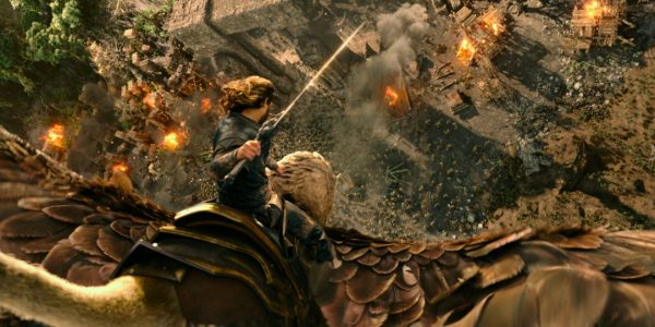 Warcraft Battle