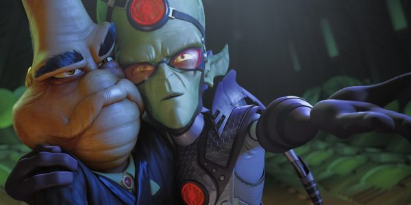 Ratchet and Clank Villains