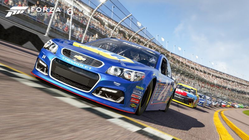 On the track with NASCAR Expansion