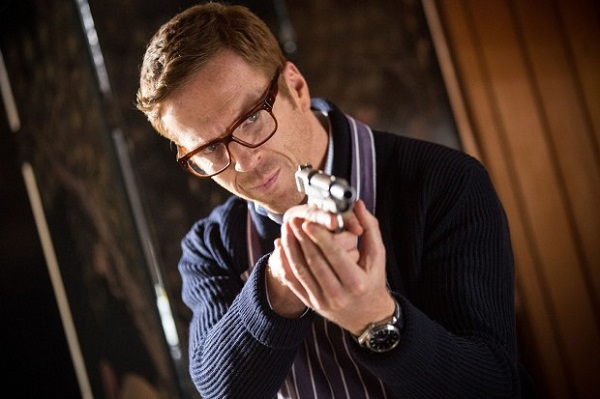 Our Kind of Traitor - damien lewis