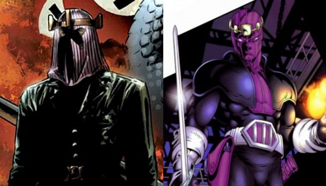 baron zemo - captain america villains