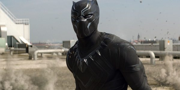 captain america - black panther