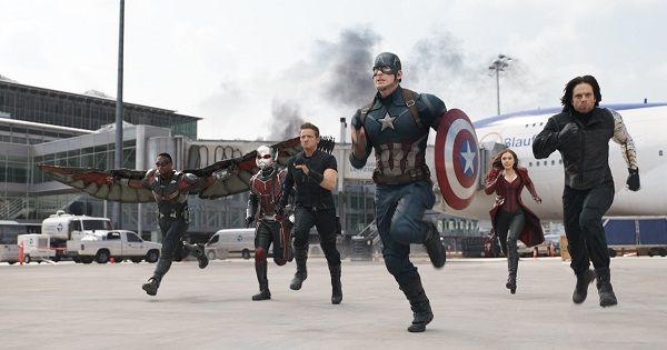 captain america civil war charge