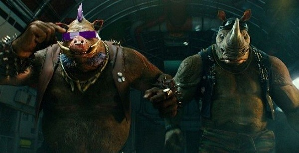 teenage mutant ninja turtles - bebop and rocksteady