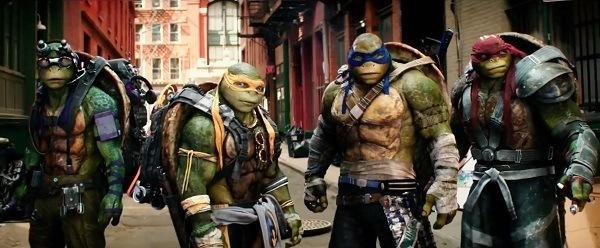teenage mutant ninja turtles - the turtles