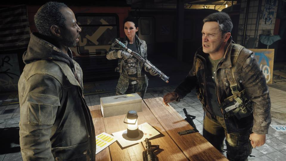 Homefront 2 characters talking