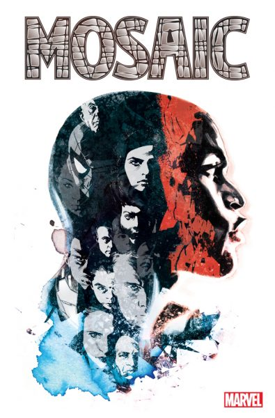 Mosaic #1 Cover