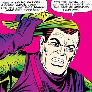 Norman Osborn - worst comic book fathers