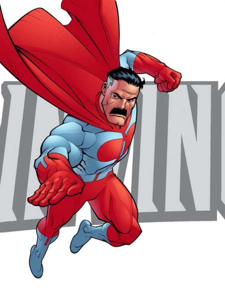 Omni-man - Worst Comic Book Fathers