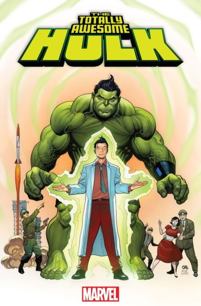 Totally Awesome Hulk #1 - legacy characters