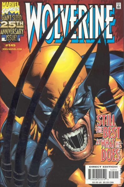Wolverine - Worst Comic Book Fathers