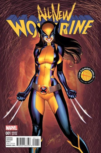 Wolverine x-23 - legacy characters