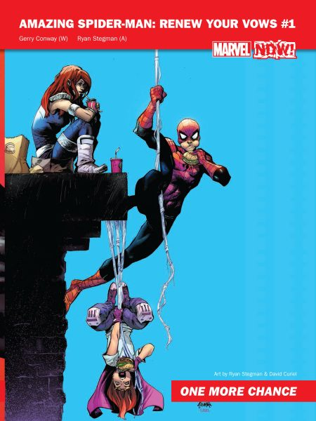 ASM: Renew Your Vows #1 - Marvel NOW!