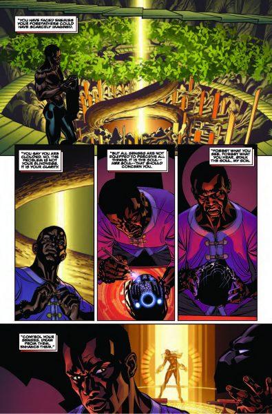 Black Panther #3 - i3