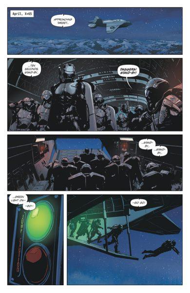 Lazarus #22 p1