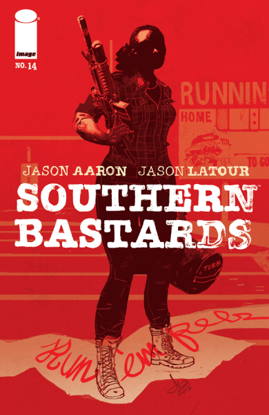 Southern Bastards #14 - 2016 Eisner Awards