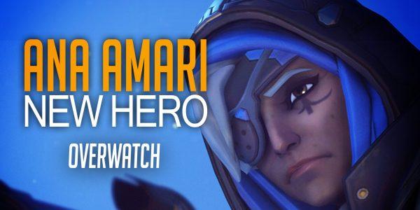 Overwatch: Ana
