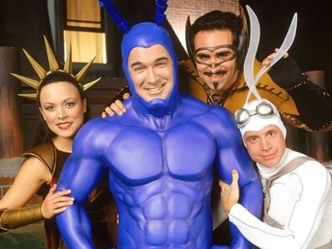 The tick fox