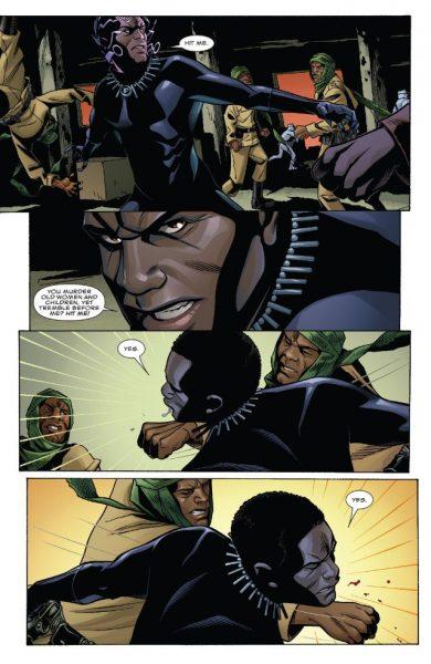 Black Panther #5 p3