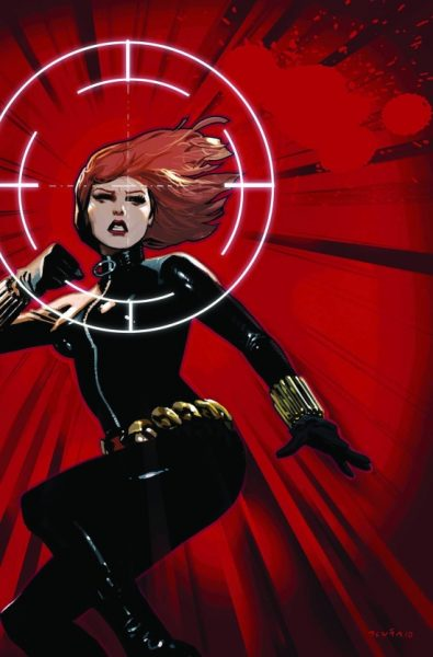 Black Widow - Top Five Superheroes without Powers