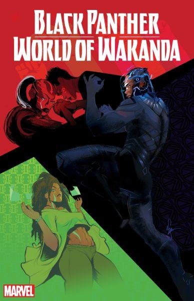 Black Panther - World of Wakanda #1