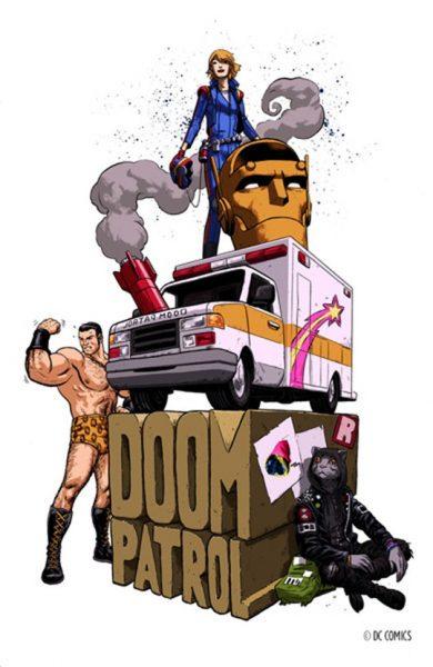Doom Patrol - Young Animal