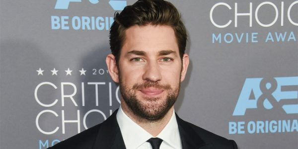 Mandatory Credit: Photo by Rob Latour/REX Shutterstock (4377245cv) John Krasinski 20th Annual Critics' Choice Movie Awards, Arrivals, Los Angeles, America - 15 Jan 2015