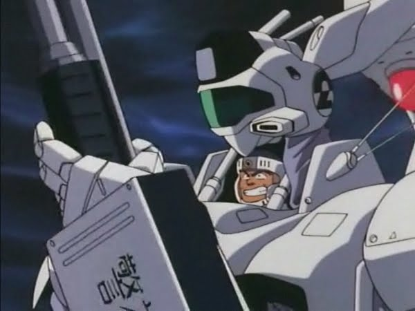 patlabor the new files still