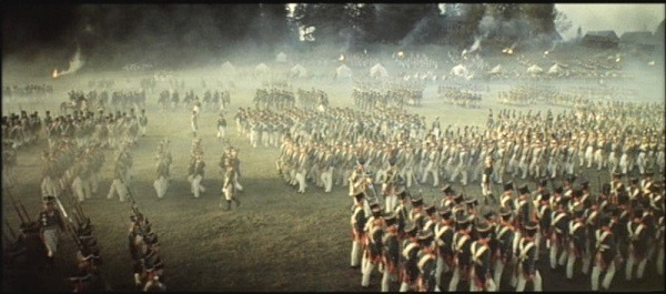 war and peace - soldiers
