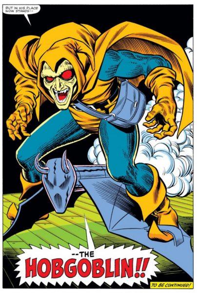 Hobgoglin - Spider-Man villains