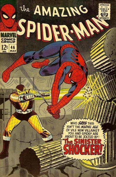 Shocker - Spider-man villains
