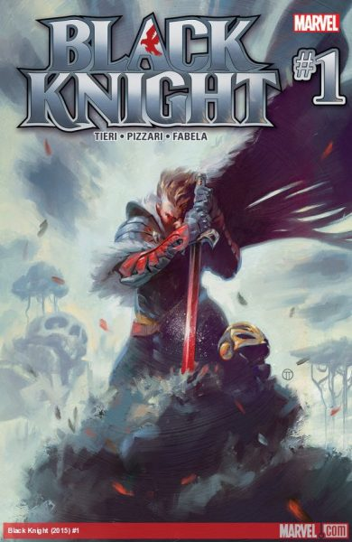 black knight - 10 Marvel Heroes The Defenders