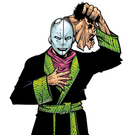 chameleon - Spider-Man villains