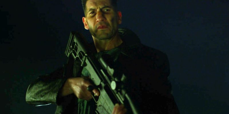 The Punisher - 10 Marvel Heroes The Defenders