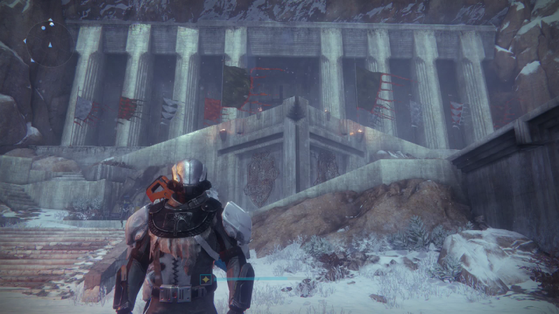 The new Iron Temple social hub is where Guardians will be heading for the latest quests.
