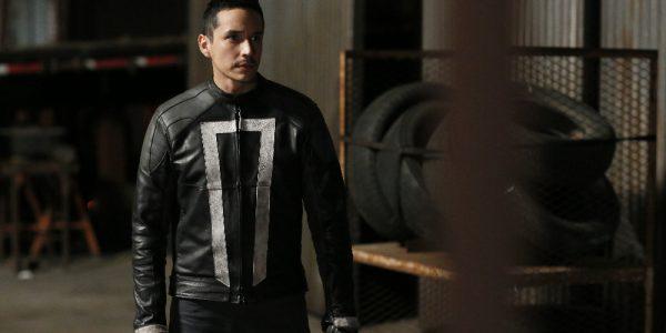 Robbie Reyes aka Ghost Rider