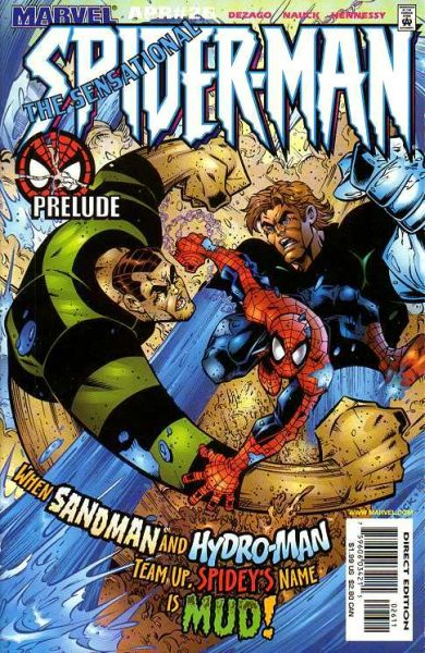 Hydro-Man - Spider-Man Villains