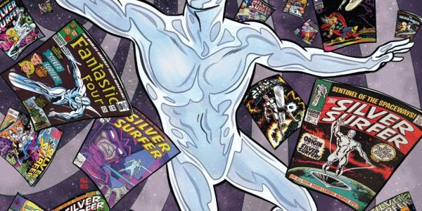 silver surfer #6 cover