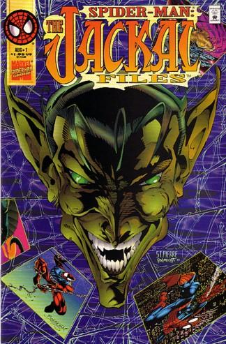 The Jackal - Spider-Man Villains