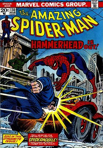 Hammerhead - Spider-Man Villains