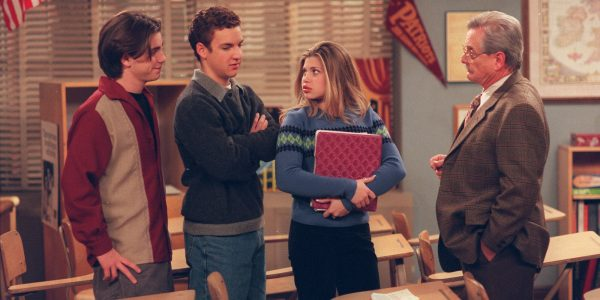 "ABC's ""Boy Meets World"" - File Photos"