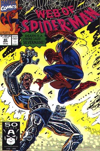 Silvermane - Spider-Man Villains