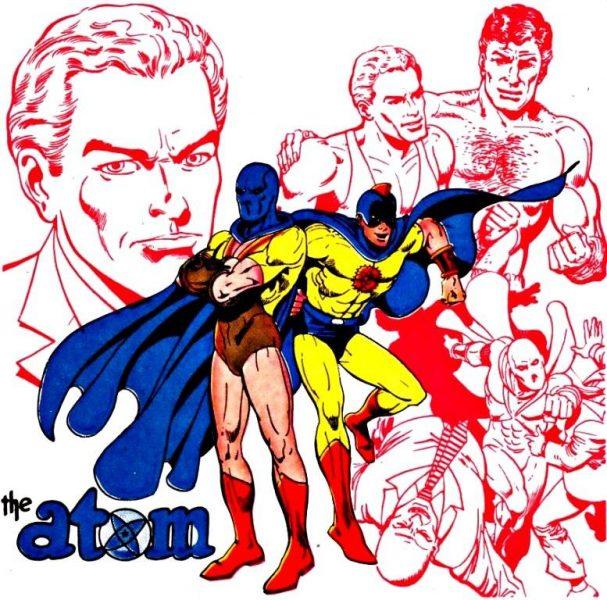 atom - justice society of america
