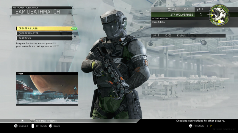 A glimpse at what lobbies looked like during the first day.