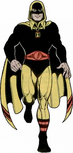 hourman - justice society of america