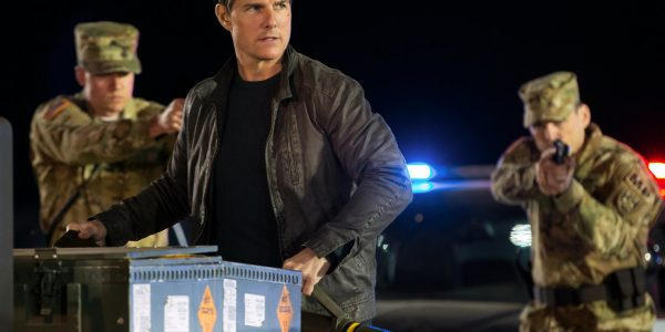 Jack Reacher Never Go Back 1
