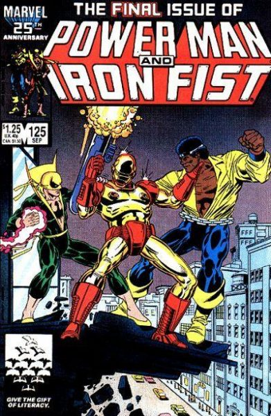 Mike Colter - Power Man Iron Fist 125
