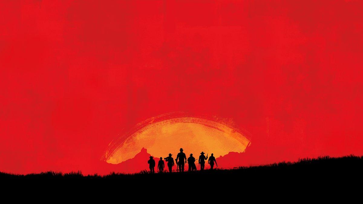 Rockstar Games' Teaser Image