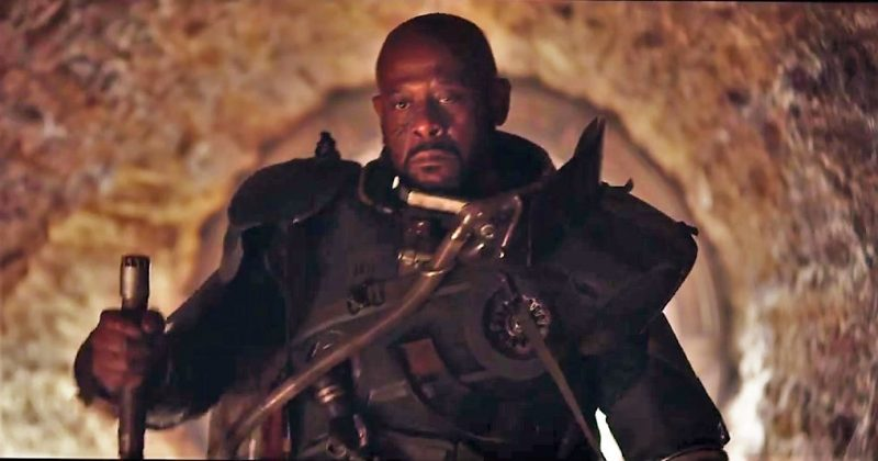 Forest Whitaker Rogue One - Black Panther movie