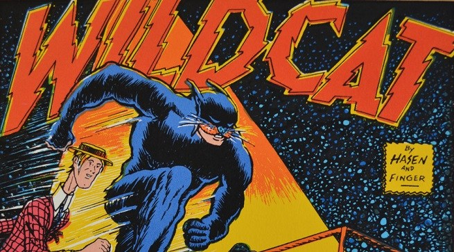 wildcat - justice society of america